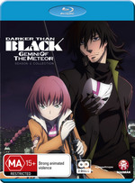 Darker than Black: Gemini of the Meteor - Season 2 Collection