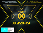 X-Men: The Ultimate Collection (5 Movie Boxset including X-Men: First Class)