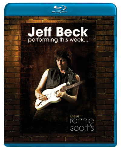 Jeff Beck: Live At Ronnie Scotts