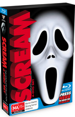 Scream Boxset 1-4
