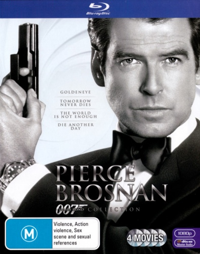 Pierce Brosnan Bond Box Set (4 Disc)