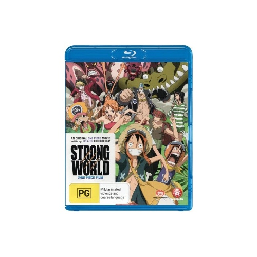 One Piece Movie: Strong World