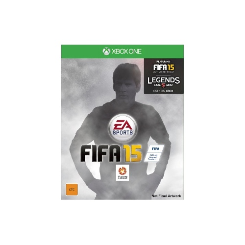 FIFA 15 with Preorder DLC