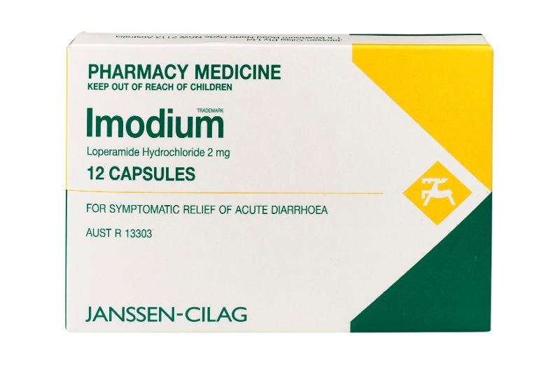 IMODIUM Caplets 2mg 12