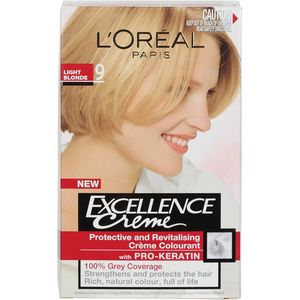 L 'Oreal Excellence 1 - Light Blonde