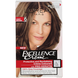 L 'Oreal Excellence 1 - Light Brown