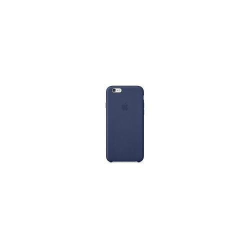 Apple Official Store iPhone 6 Leather Case - Midnight Blue
