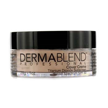 Dermablend Cover Creme Broad Spectrum SPF 30 (High Color Coverage) - Pale Ivory 28g - Make Up