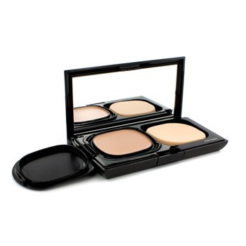 Shiseido Advanced Hydro Liquid Compact Foundation SPF15 (Case + Refill) - WB60 Natural Deep Warm Beige 12g - Make Up