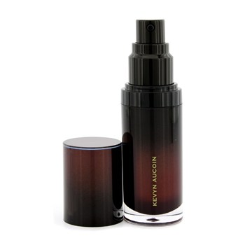 Kevyn Aucoin The Liquid Airbrush Foundation - # LQ10 (a medium to dark shade 20ml - Make Up