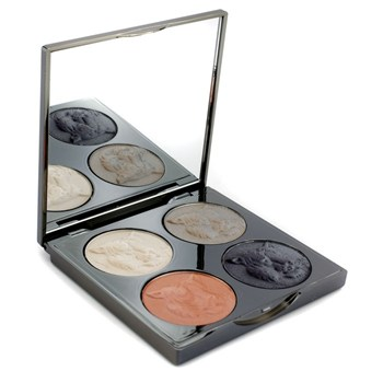 Chantecaille Tiger In The Wild Palette: 1x Base Color, 1x Eye Color, 1x Cheek Color, 1x Eye Definer 10g - Make Up