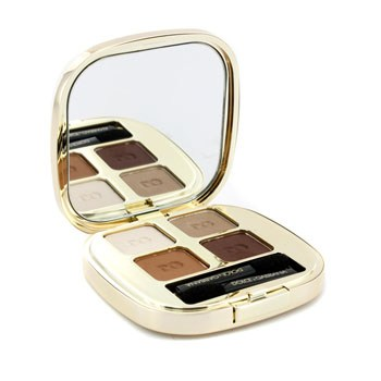 Dolce & Gabbana The Eyeshadow Smooth Eye Colour Quad - # 123 Desert 4.8g - Make Up