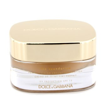 Dolce & Gabbana The Foundation Perfect Finish Creamy Foundation SPF 15 - # 140 Soft Sand 30ml - Make Up