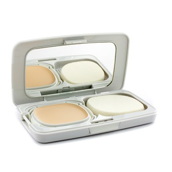 Ipsa Pure Protect Liquid Compact SPF20 With Case - #100 (Light Color In Ochre Tone) 12g - Make Up