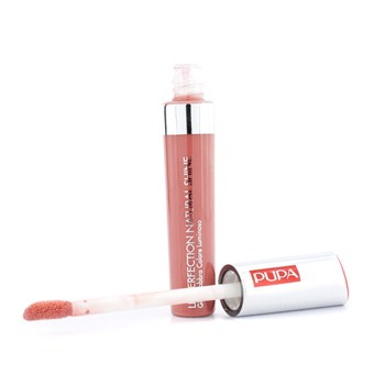 Pupa Lip Perfection Natural Shine Hi Shine Colour Lip Gloss - # 06 (Nude Rose) 7ml - Make Up