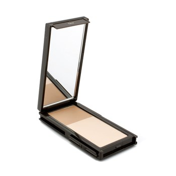 Jouer Sheer Matte Powder & Bronzer Duo - # Translucent/ Honey 7g - Make Up