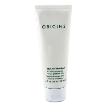 Origins Out of Trouble 10 Minute Mask To Rescue Problem Skin 100ml - Skincare