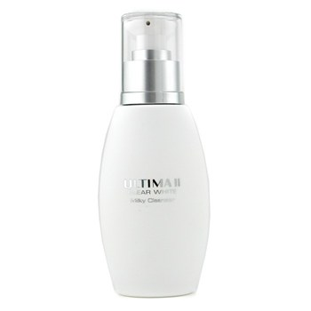 Ultima Clear White Whitening & Anti-Aging Milky Cleanser 125ml - Skincare