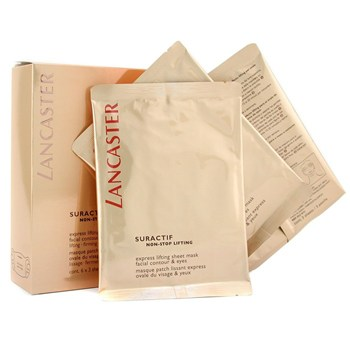Lancaster Suractif Non Stop Lifting Express Lifting Sheet Mask - Facial Contour & Eyes - Skincare