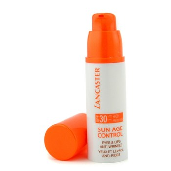Lancaster Sun Age Control Eyes & Lips Anti-Wrinkle SPF 30 High Protection 15ml - Skincare