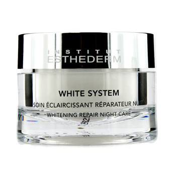 Esthederm White System Whitening Repair Night Care 50ml - Skincare