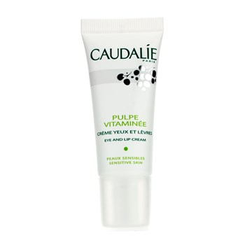 Caudalie Pulpe Vitaminee Eye and Lip Cream 15ml - Skincare