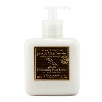 L'Occitane Verbena Harvest Moisturizing Hand Lotion 300ml - Skincare