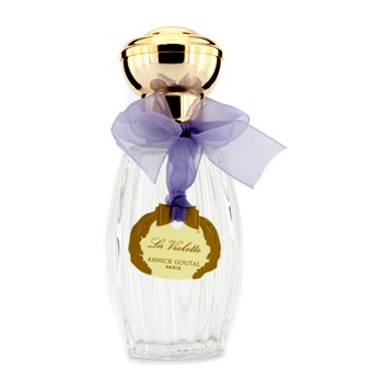 Annick Goutal La Violette Eau De Toilette Spray (Purple Ribbon/ Limited Edition) 100ml - Ladies Fragrance
