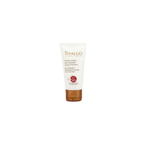 Thalgo Age Defense Sunscreen Cream SPF 50+ 50ml - Skincare