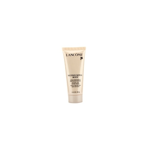Lancome Nutrix Royal Body Intense Lipid Repair Cream - Very Dry Skin (Travel Size) (Unboxed) 60g - Skincare