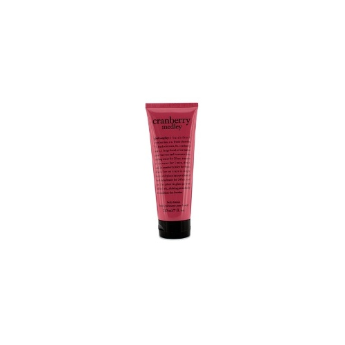 Philosophy Cranberry Medley Body Lotion (Tube) 210ml - Skincare