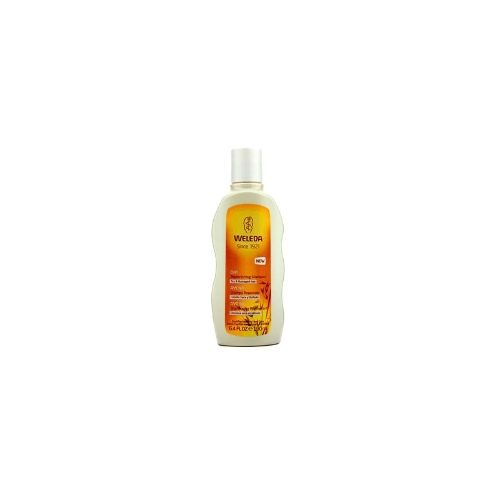Weleda Oat Replenishing Shampoo (For Dry and Damaged Hair) 190ml - Hair Care