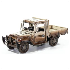 Boyle - Toyota Land Cruiser - Statues & Figurines