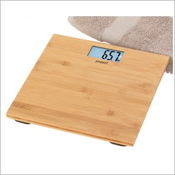 Propert - Bamboo Top Scale Colour: Whitewash - Health & Beauty