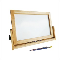 Q Toys - 2 In 1 Table Easel - Easels