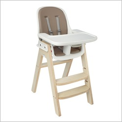 oxo tot - OXO Tot Sprout Chair in Taupe / Birch - High Chairs & Accessories
