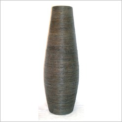 Mondo Gifts - Home D�cor Items 106 cm Cylinder Bamboo Vase - Vases & Urns