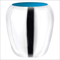 Royal Doulton - Pop in for Drinks Barware Champagne Bucket in Blue - Ice Buckets & Wine Chillers