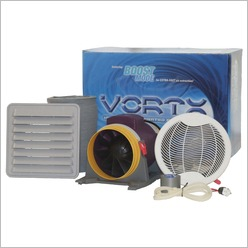 Hunter Pacific - V500i Grille Kit Shape: Round, Type: B - Bathroom Exhaust Fans & Heaters