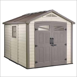 Keter - Orion Shed in Taupe / Beige - Sheds