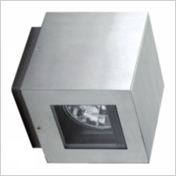 Goccia Illuminazione - K3 Power Stainless Steel Aisi 316L 2 Window with E27 - Exterior Lighting
