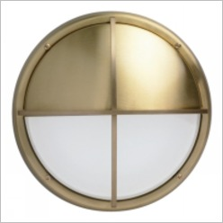 Goccia Illuminazione - Docks Brass with Eyelid E27 L Max=180 Lamp - Exterior Lighting