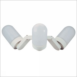 Goccia Illuminazione - Summertime Outdoor Post Light - Triple Cylindrical Diffuser - Exterior Lighting