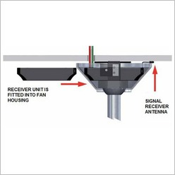 Hunter Pacific - Switchem Receiver for Hunter Pacific Fans - Lighting Accessories