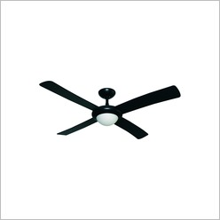 Hunter Pacific - Light Kits for Icon Ceiling Fan Type: 2 x E14 40w, Finish: Black - Lighting Accessories