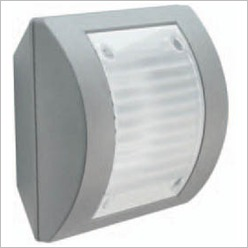 Boluce - Intro Square Flat Outdoor Wall Light Finish: Anthracite - Exterior Lighting