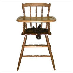 AND Baby - Contemporary High Chair - High Chairs & Accessories
