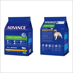 Advance - Advance Weight Control All Breed Food - 2.5 kg - Pet Food, Health and Wellbeing