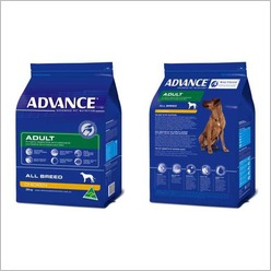 Advance - Advance Adult Dog All Breed Food - Chicken - Pet Food, Health and Wellbeing