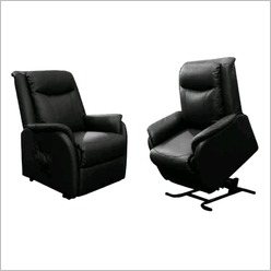 Bay Street - Ruby Electric Lift Chair - Living Room Chairs